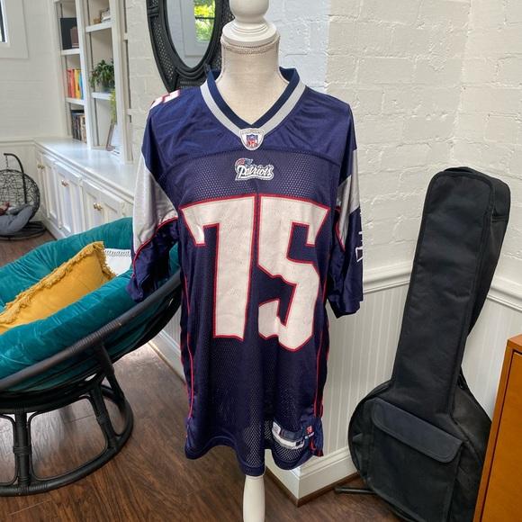 wilfork patriots jersey